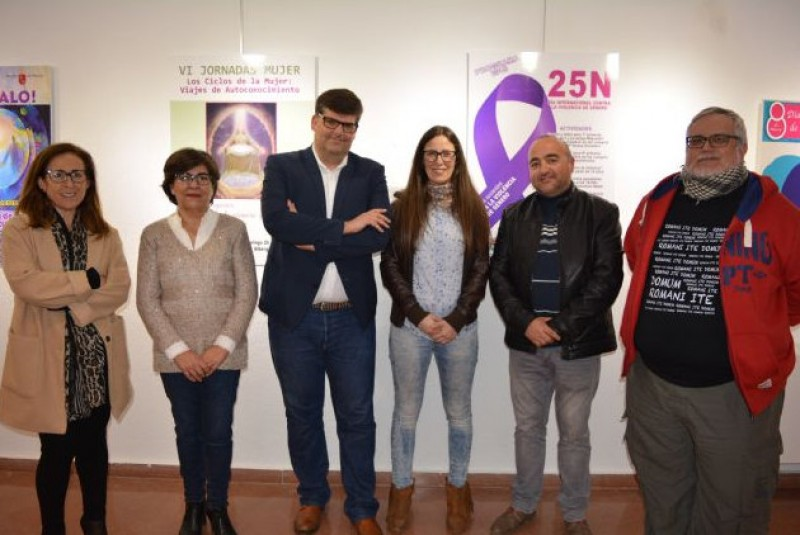 <span style='color:#780948'>ARCHIVED</span> -  Aguilas exhibition celebrates progress towards gender equality
