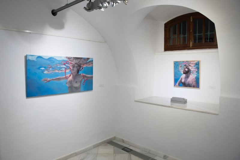 <span style='color:#780948'>ARCHIVED</span> - Open myths in the Casas Consistoriales in Mazarrón until 29th April