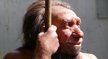 Torre Pacheco,there could be a little of the Neanderthal in all of us