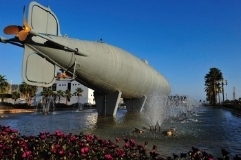 The history of the Isaac Peral submarine in Cartagena