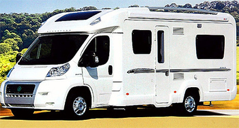 Where to park a Camper van or high topped car in Cartagena centre